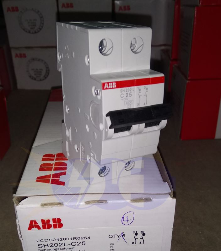 ABB S201-C63 Sicherungsautomat 2CDS251001R0634